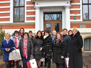 Работна среща в Латвия