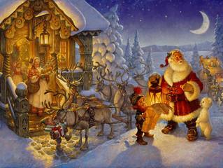 Ученици творят в работилницата на Дядо Коледа