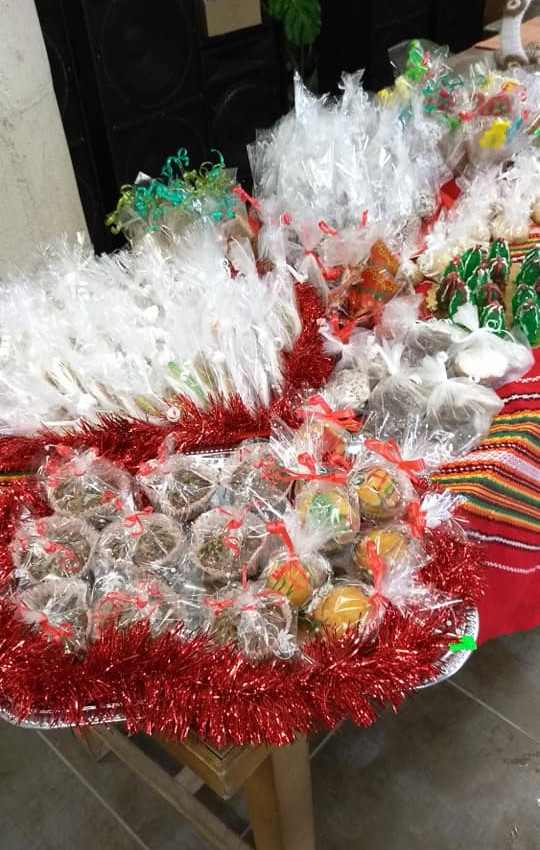 Коледен базар