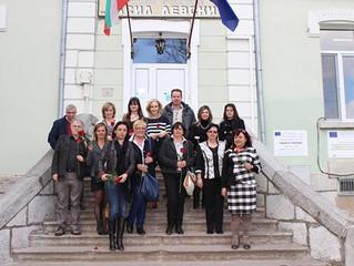 Среща в Белоградчик