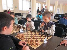 състезание по шах
