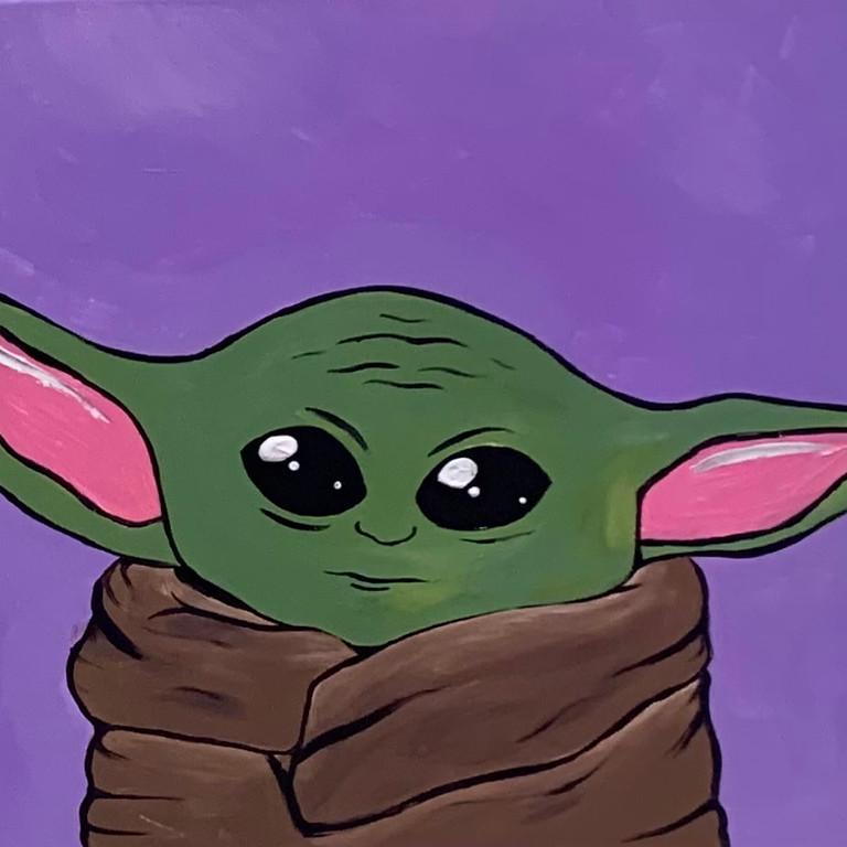 School Holiday Class - Baby Yoda