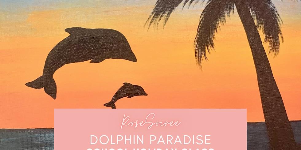 Dolphin Paradise - School Holiday Class