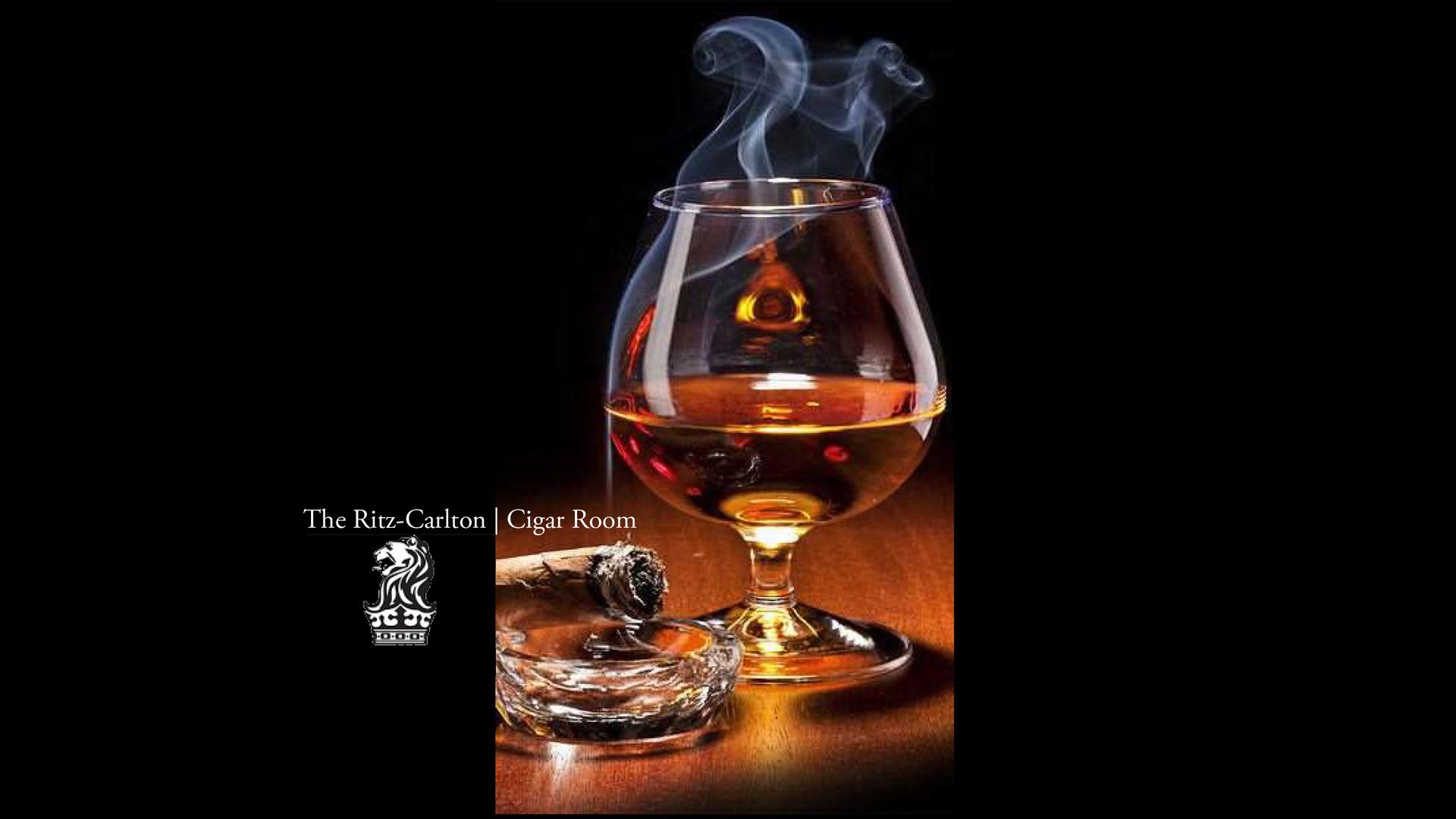 RitzCarlton-Cigar Room | İstanbul,TR