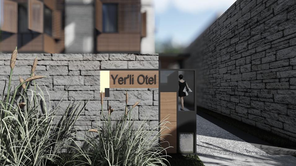 Yer'li Hotel | Izmir