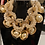 Thumbnail: Circle Of Pearls Necklace With Matching Earrings