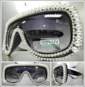 Goggle Bling Glasses