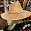 Thumbnail: Suede Braided Medium Sized Hat