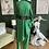 Thumbnail: Off Shoulder 2pc Pants Set