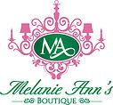 Melanie Ann's Boutique Official Logo image