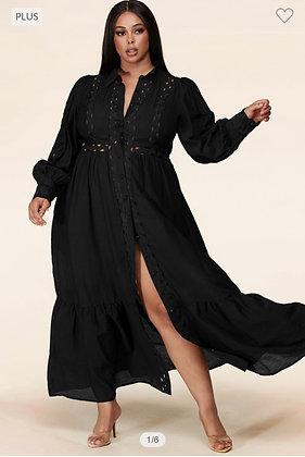 Whimsical Maxi Dress