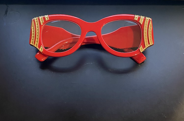 Red Top Quality Optical High Fashion Shades