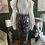 Thumbnail: Sequin Midi Skirt with Suspenders