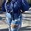 Thumbnail: High Rise Flare Tassel Jeans