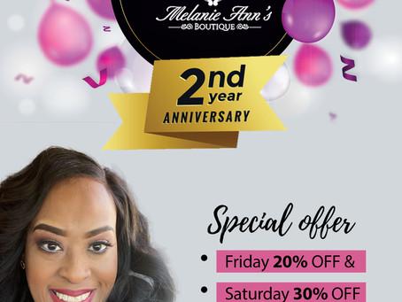 Watch Melanie Ann's Boutique Congratulatory Messages