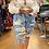 Thumbnail: Capri Blue Wash Denim Shorts