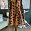 Thumbnail: Multicolor Authentic African Print Button Down Print Dress