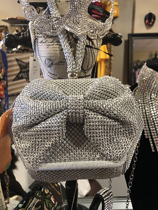 Bling Bow Clutch