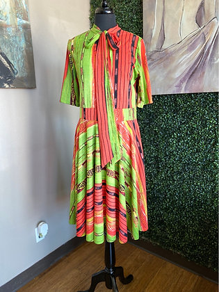 Watermelon Mini Dress