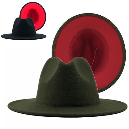 Two Tone Hats