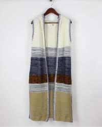 Hooded Kimono