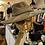 Thumbnail: Suede Braided Medium Sized Hat