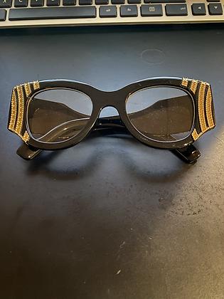 Black Top Quality Optical High Fashion Shades