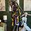 Thumbnail: Authentic African Print Halter Print Dress