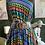Thumbnail: Stripe Off Shoulder 2pc Pants Set