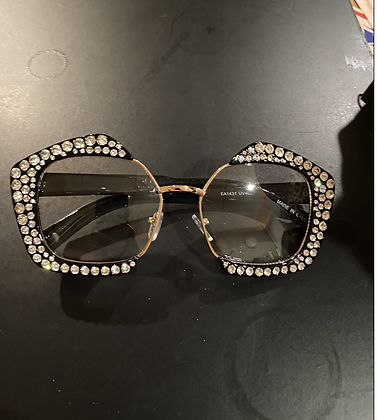 Block Bling Glasses