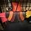 Thumbnail: Fan Multi Color Clutch