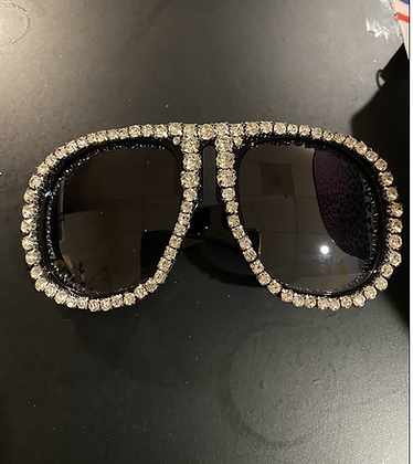 Hollywood Bling Glasses