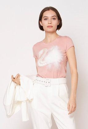 Swan Designer Mauve Top