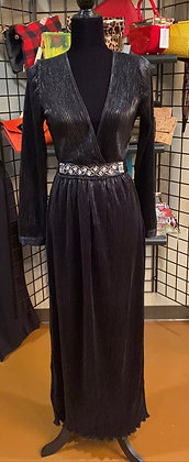 Black Bling Dress