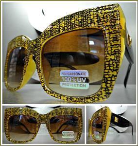 Yellow Top Quality Optical High Fashion Shades