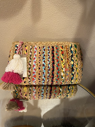 Woven Clutches