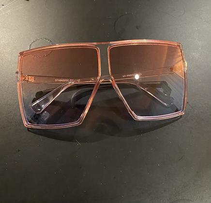 Over Sized Pink & Orange Shades
