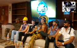 Village People en RADIO CUARTOS CUADRADOS