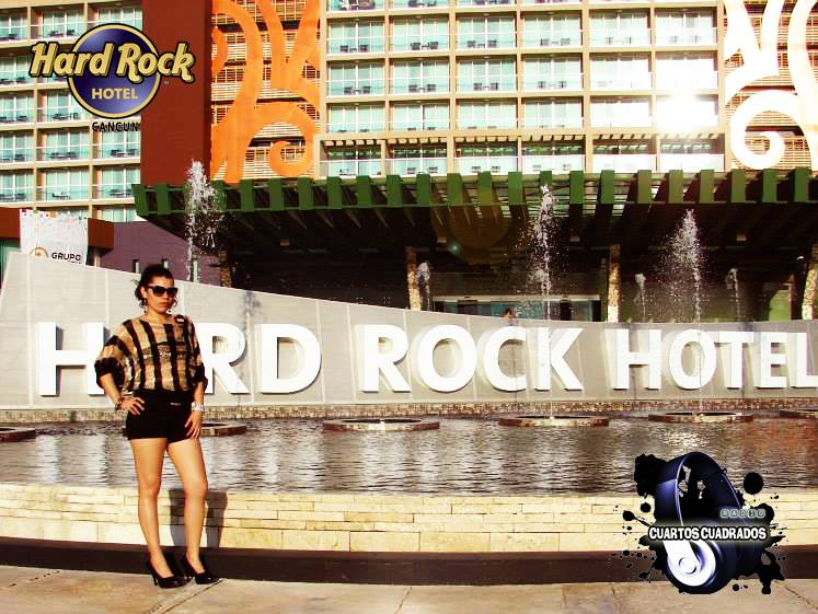 HARD ROCK CANCUN MEXICO