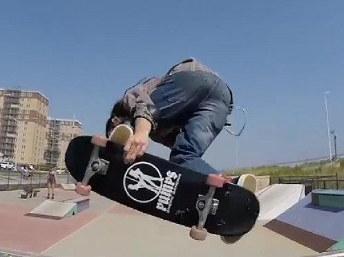Pumps Logo Skateboard - Sold Out