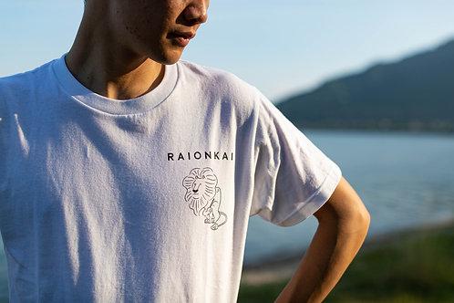 雷音会Tシャツ