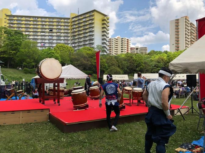 若葉乃和太鼓祭典