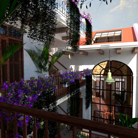 Casa Amarla