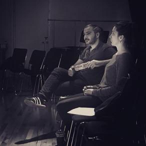 The Lark: Rehearsal Photos