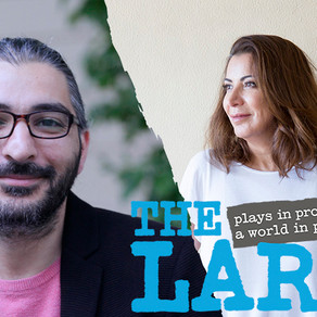 The Lark's Middle East/ United States Playwright Exchange 2018