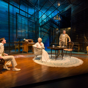 I saw Old Vic's production of Long Day's Journey Into Night at BAM