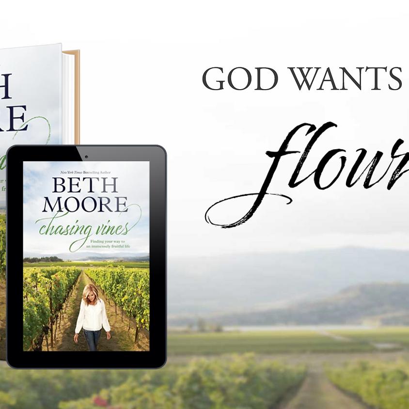 Chasing Vines - Beth Moore Study