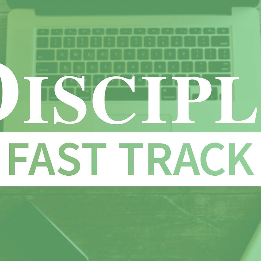 Disciple Fast Track- Old Testament