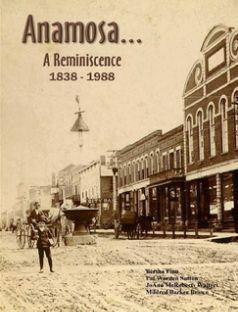 Anamosa History Book