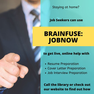 Brainfuse: JobNow